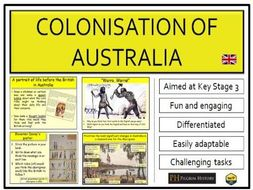 Colonisation of Australia and the Aborigines