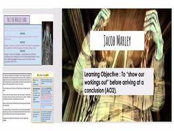 jacob marley character description