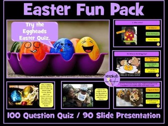 Easter Quiz and Fun Easter Facts