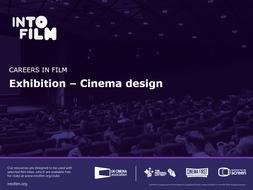 Exhibition - Cinema design