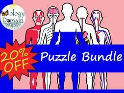 Human Body Puzzle Bundle