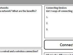 ICT GCSE Connectivity worksheet