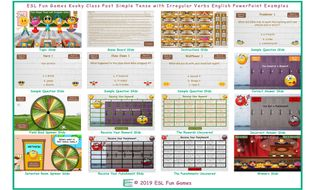 Past-Simple-Tense-with-Irregular-Verbs-Kooky-Class-English-PowerPoint-Game.pptm