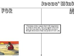 AQA RS Mark's Gospel Workbook