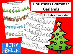 Christmas French Grammar Worksheet By Betsybelleteach Teaching