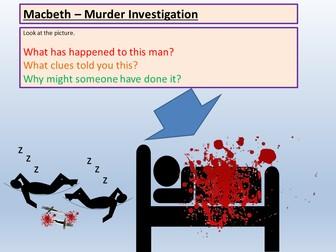 Macbeth Lessons 1 - 7