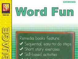 Word Fun: Vocabulary Challenges