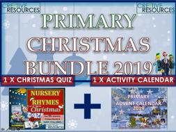 KS1 Primary Christmas Bundle