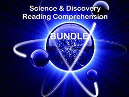 Science Reading Comprehension Bundle - Informational Texts