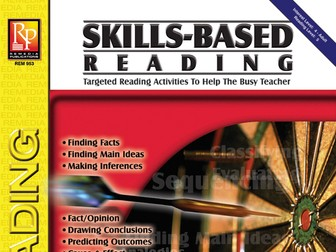 Skill-Based Reading Strategies w/Nonfiction Stories for Reading Level 5-6
