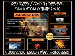 Refugee Simulation  Pack