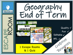 Geography End of Year