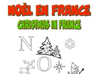 Noël - Christmas Workbook