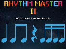 Rhythm Master II