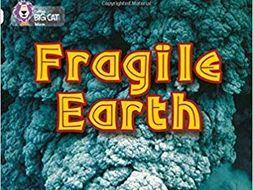 Fragile Earth Workbook (Collins Big Cat Readers)