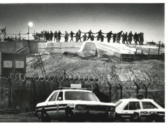 The Women of Greenham Common: Drama and English lessons