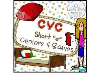 """CVC Short """"e"""" Centers and Games"""