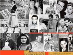 Murder Trials of Rich & Famous ~ Lana Turner ~ Leopold & Loeb ~ Fatty Arbuckle + Quizzes