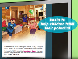 Interactive White Board - Literacy Reading Comprehension, 1st, 2sd & 3th grade