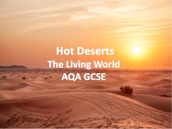 The Living World - Hot Deserts