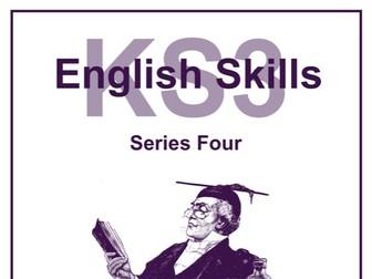 KS3 English Skills Series Four Resource Pack