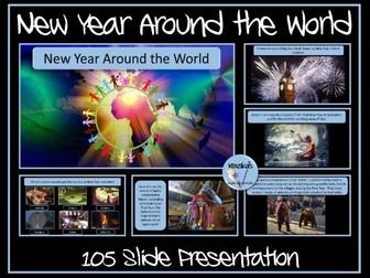 New Year Around The World