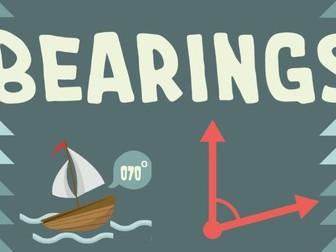Bearings in Maths