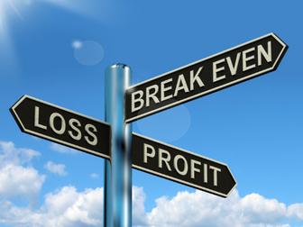 Business Finance: Break Even 2