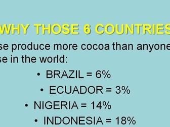 Fairtrade lesson 3