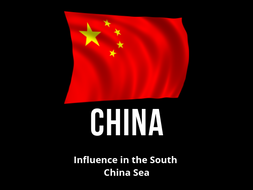 China's construction in the South China Sea