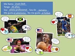 Viva 1 - Module 2 - Qué deportes haces