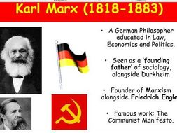 AQA Sociology AS intro to perspectives - Marxism, functionalism, feminism