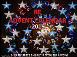 RE Christmas Quiz Advent Calendar 2019