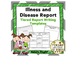 Illness and Disease Report: Tiered Report Writing Templates