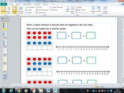 White Rose Year 1 Spring 1 Adding by making 10 resources