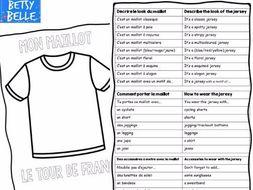Tour de France: design your own jersey