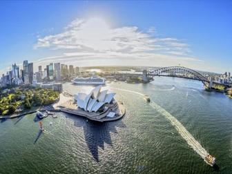 Guide on Sydney 2020