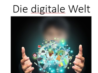 QUIZ Die digitale Welt / digital world