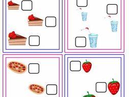 Free Kindergarten Maths Activity Book