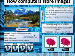 GCSE 9 - 1 Computer Science - Images