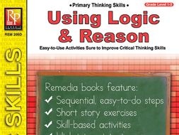 Using Logic & Reason: Primary Thinking Skills