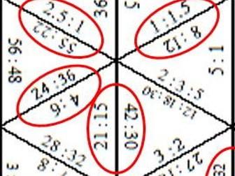 Simplify ratio tarsia spot 7 mistakes