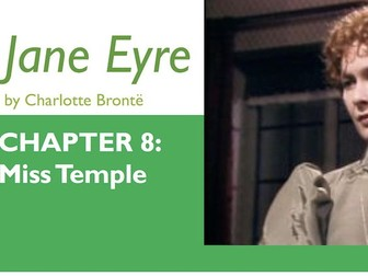 Jane Eyre: Chapters 7 and 8