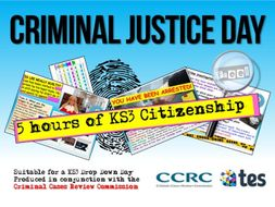 Criminal Justice + Law Citizenship CCRC