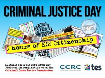 Criminal Justice + Law Citizenship CCRC