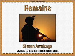 Remains by Simon Armitage