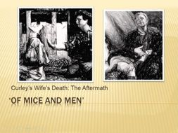 Of Mice and Men: The Aftermath.