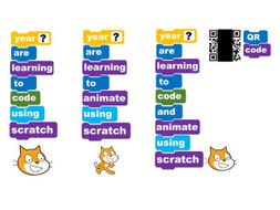 scratch coding and or animation display by forestpingu teaching