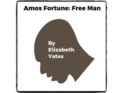 Amos Fortune: Free Man * (Reed Novel Studies)