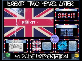 BREXIT: Two Years Later